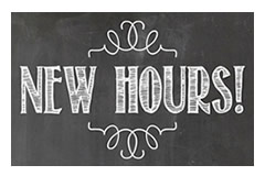 Pet Pangaea New Store Hours