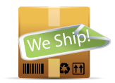 Pet Pangaea can ship your items to you!